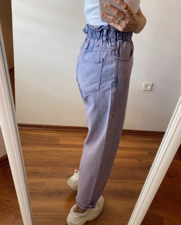 Lila Vintage Mom Jean