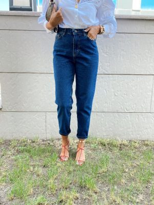 Topshop Emmy Mom Jean
