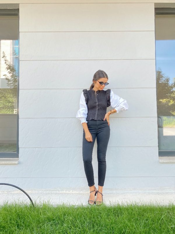 Zara Model Gipeli Gömlek