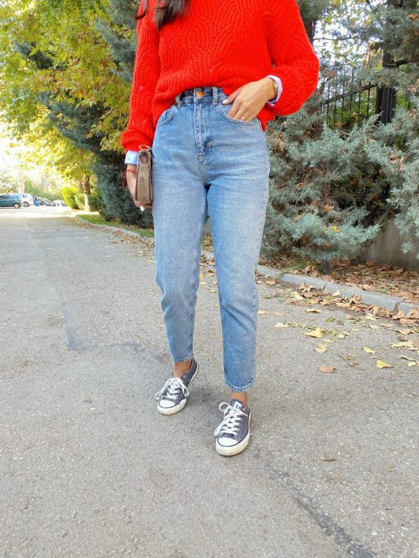 Reclaimed Vintage Mom Jean